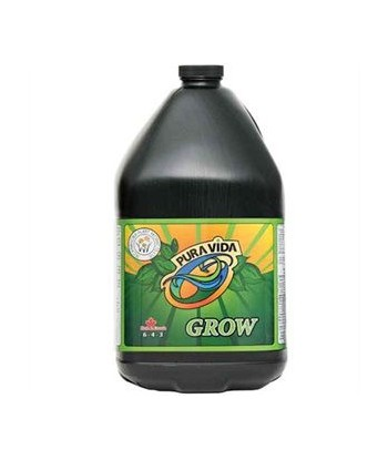 Pura Vida Organics Grow
