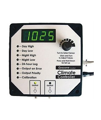 Grozone Climate Controllers
