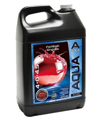Black Flower Aqua A