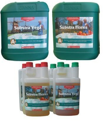Canna Substra for soft water
