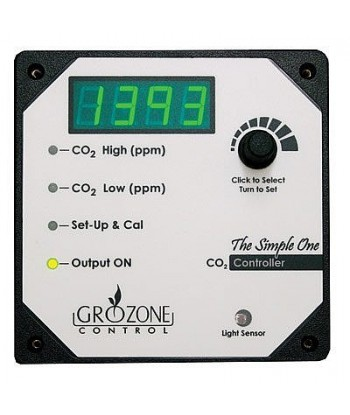 Grozone CO2 Controllers...
