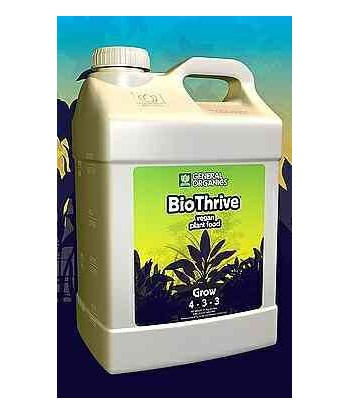 GO BioThrive Croissance