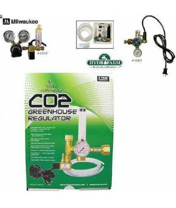 CO2 injection systems